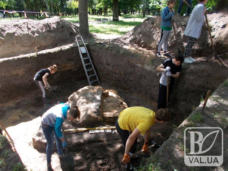 Знахідки чернігівських археологів  увійшли до топ-7 цього року