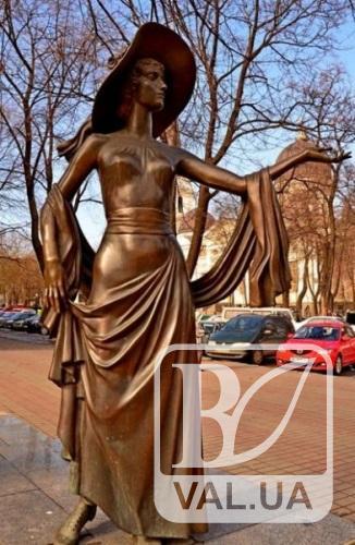 Контактні скульптури у Чернігові можуть з`явитися за два роки – якщо за них проголосують