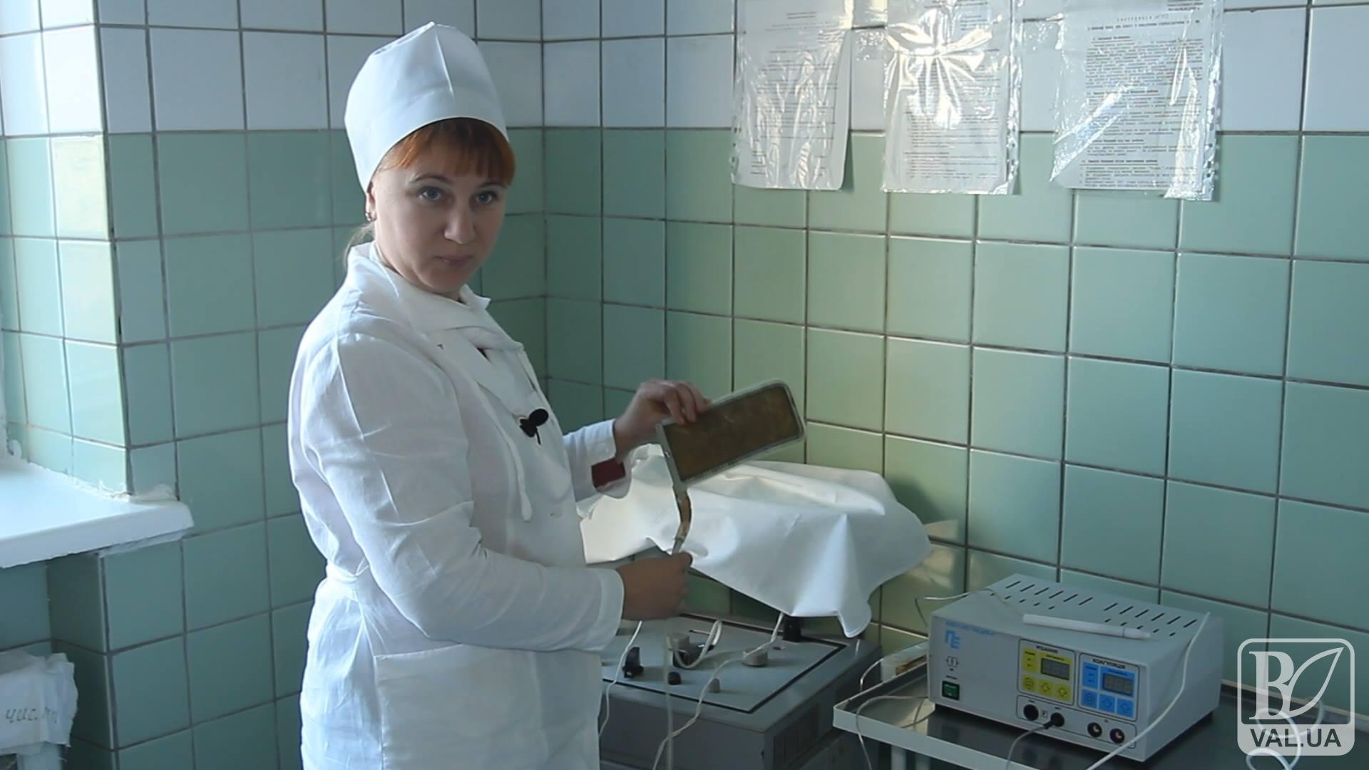 Чому медики Чернігівщини вимушені працювати зі старим обладнанням? ВІДЕО