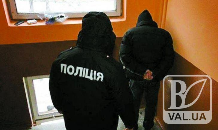Прилуцька поліція викрила злодія, який системно обкрадав родичів