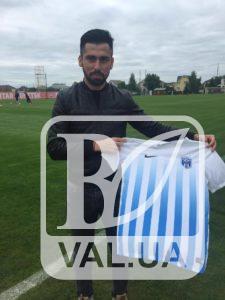 Вихованець київського «Динамо» продовжить кар'єру в Чернігові