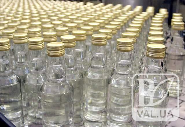 На Чернігівщині продавали горілку, зроблену зі склоочищувача