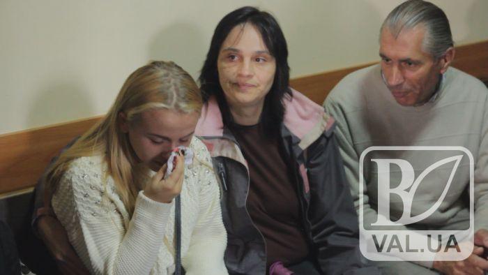 Справа Малоштан: сльози Маші та тиск на родину Поліни. ВІДЕО