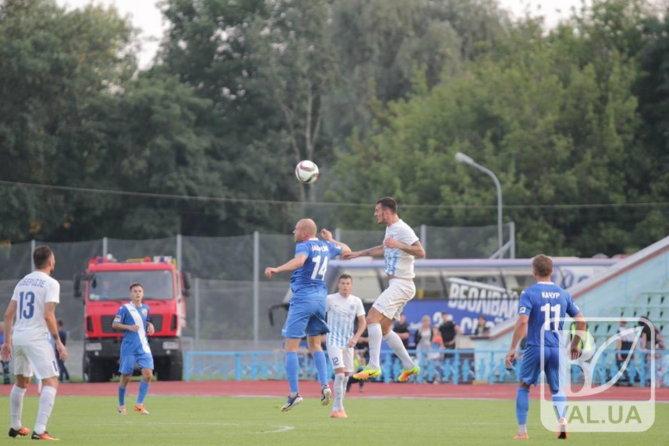 Двоє гравців чернігівської «Десни» потрапили до символічної збірної туру
