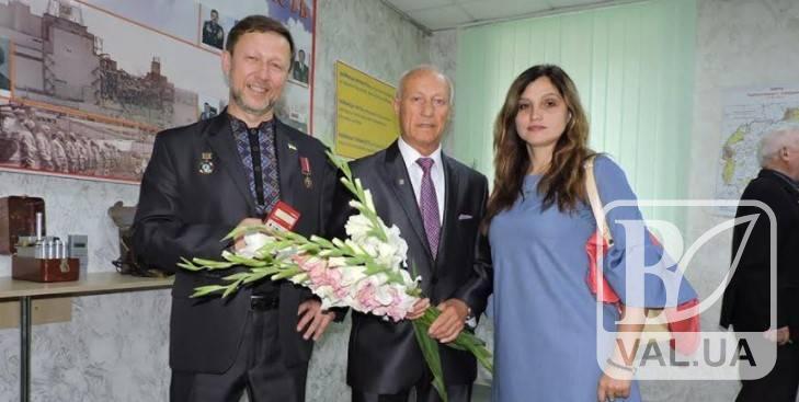 У Чернігові відкрили Чорнобильський культурно-інформаційний центр