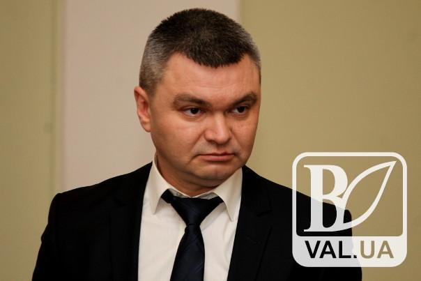 Головний поліцейський Чернігова пішов на пенсію