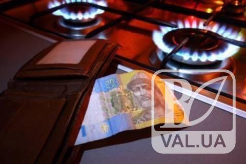 Бюджетні установи Чернігівщини погрузли у мільйонних боргах за спожиті енергоносії