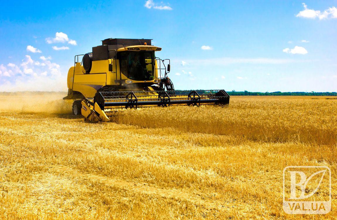 Стали відомі лідери зі збирання зернових на Чернігівщині
