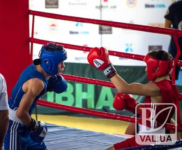 16-річний боксер став наймолодшим майстром спорту в історії Чернігівщини