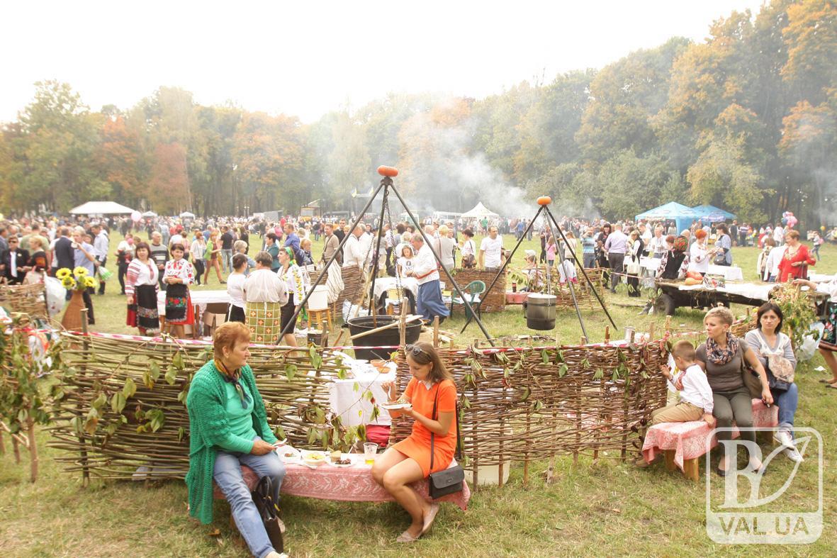 «Седнівська осінь» запрошує в гості 30 вересня