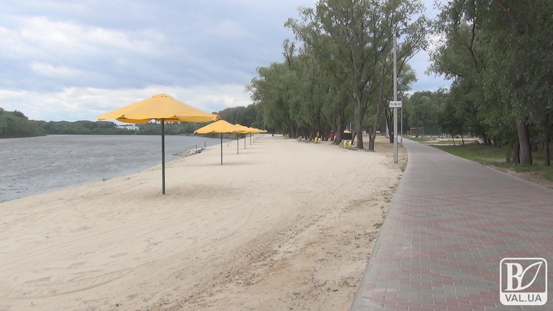 На «Золотому березі», відданому Ковтуну, зроблять берегоукріплення за бюджетний кошт