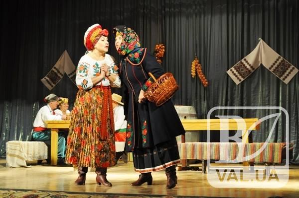 На Чернігівщині пройде «Театральна осінь»