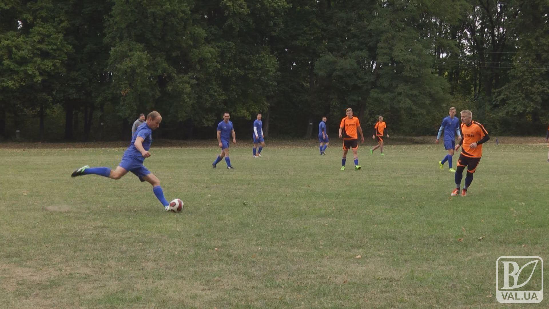 На професійному рівні відбувся Фінал Кубку Срібняньского району з футболу. ВІДЕО