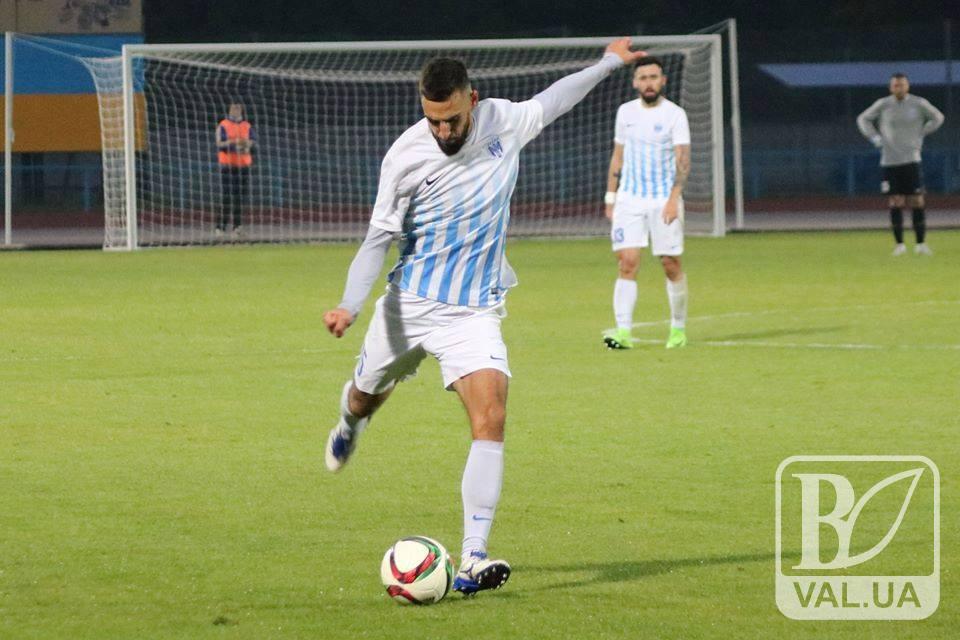 Футбол в Чернігові: сьогодні «Десна» зіграє з «Інгульцем»