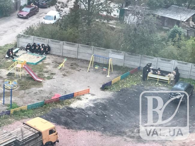 Черговий будівельний конфлікт у Чернігові: містяни обурені діями забудовника. ВІДЕО