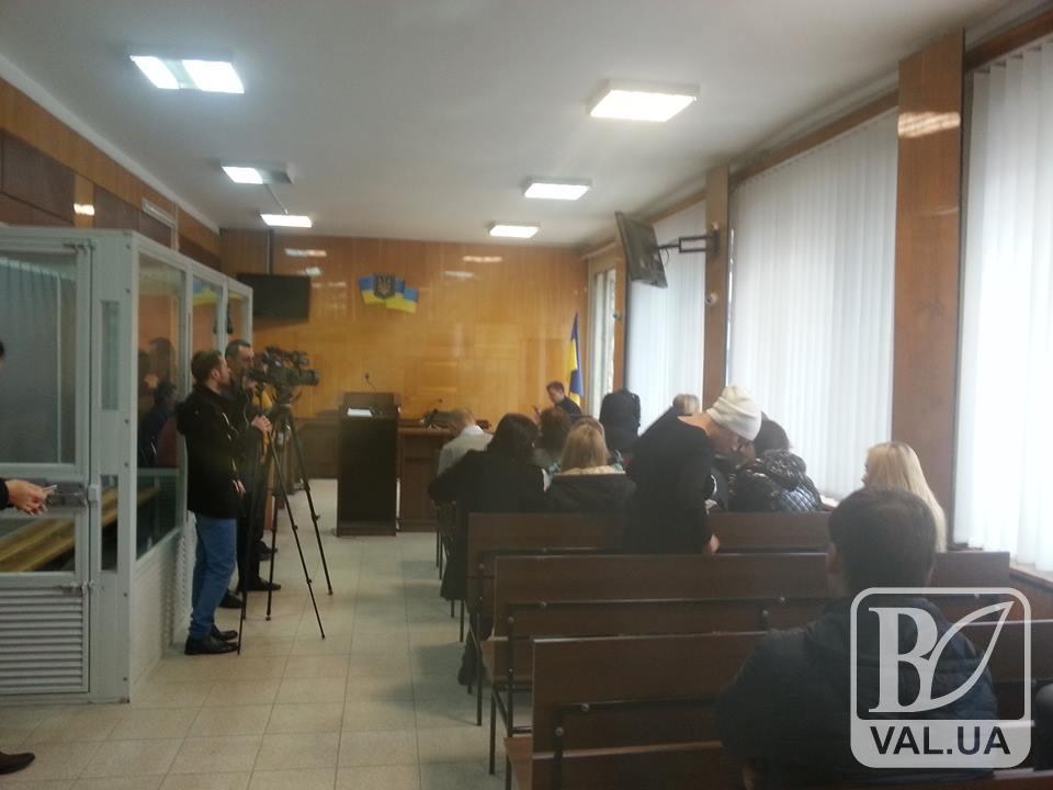 Суд по делу Малоштан продолжат рассматривать в закрытом режиме Сегодня, 12 октября в Деснянском районном суде Чернигова