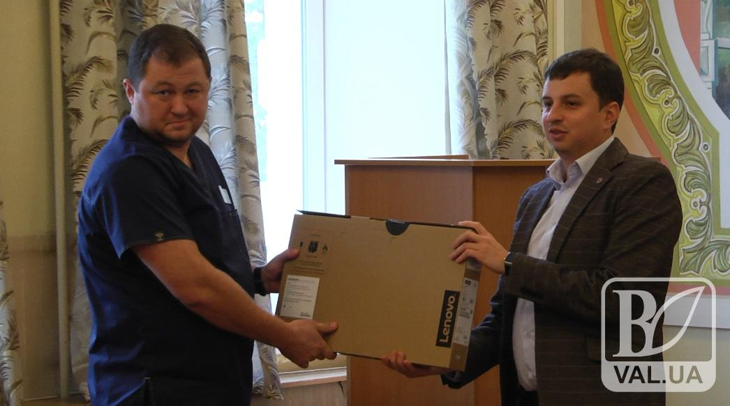 «Батькивщина» продолжает поддерживать медицинские учреждения Черниговщины. ВИДЕО