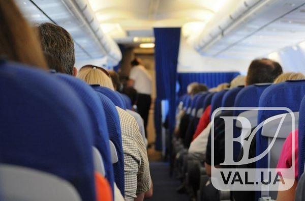Підозрюваний у вбивстві на літаку намагався втекти від поліції