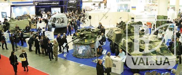 Чернігівські підприємства показують свої можливості на Міжнародній виставці зброї та безпеки