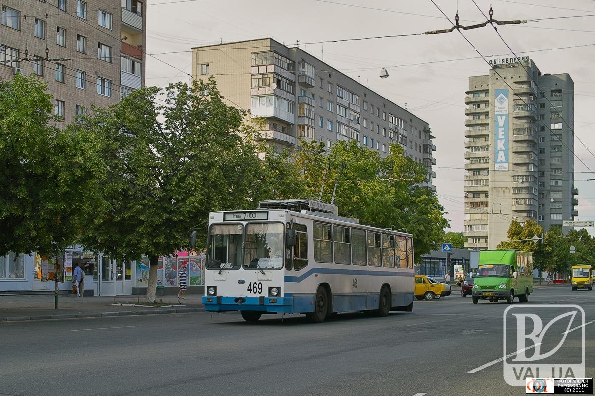 Через ремонт на перехресті двох проспектів маршрути тролейбусів зазнають серйозних змін
