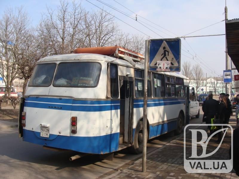 На Чернігівщині понад 50% перевезень здійснюють приватні контори