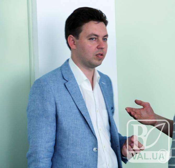 Білогуру обрано керівником чернігівської міської організації БПП