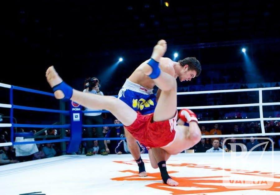 Спортсмени Чернігівщини привезли медалі з чепіонату світу з панкратіону