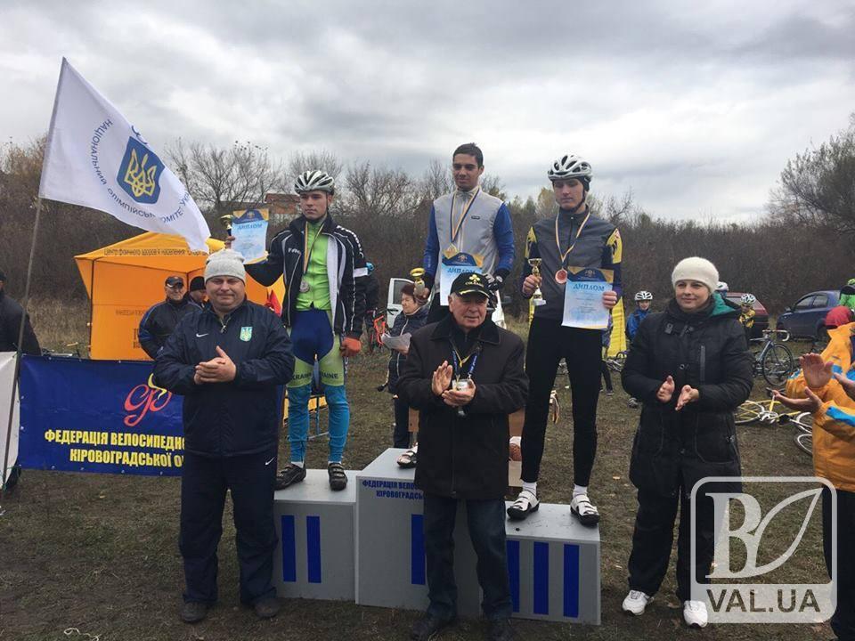 Чернігівські велоспортсмени - лідери чемпіонату України