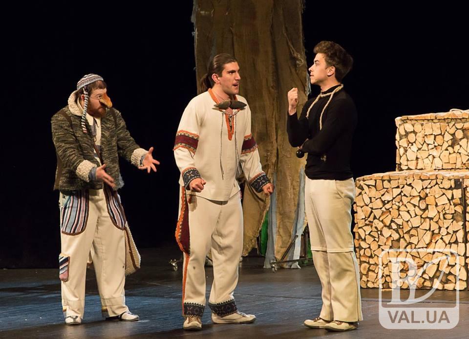 Чернігівський драмтеатр вкотре отримав відзнаки «Золотих оплесків Буковини»