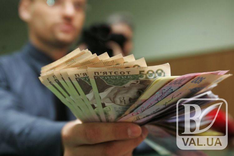 Працівникам Чернігівщини заборгували понад 14,5 мільйонів
