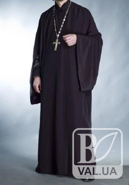 У Чернігові псевдосвященик вкрав сумку з грішми