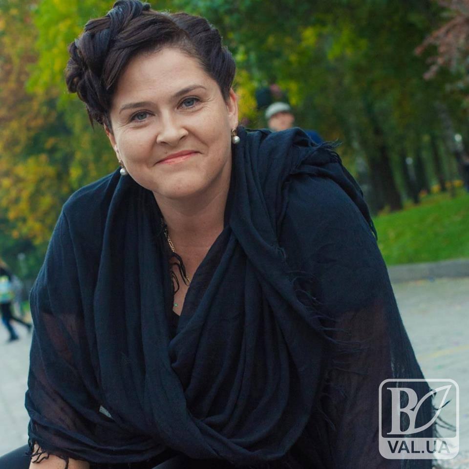 Очільниця Чернігівського Міського палацу культури отримала відзнаку Верховної Ради