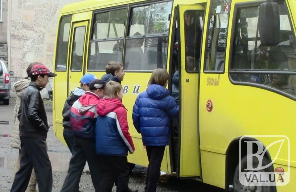 Відсьогодні здорожчав проїзд для чернігівських школярів