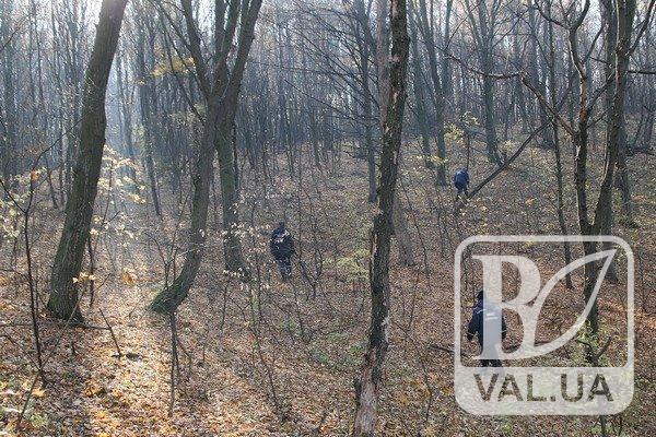 В лісах Чернігівщини на вихідних заблукав грибник з Вишгороду