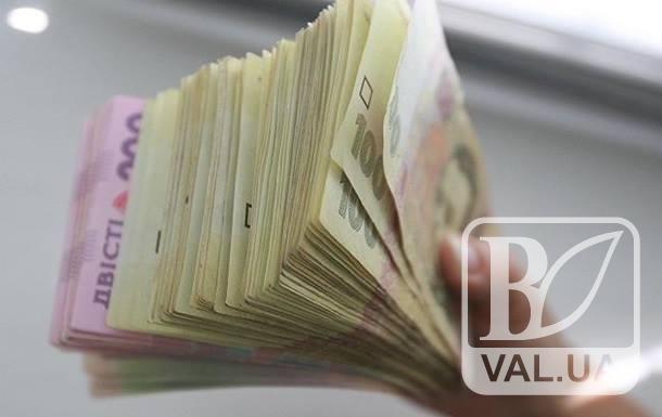 На Черниговщине районный чиновник «напремиировал» себя на 18 тысяч гривен