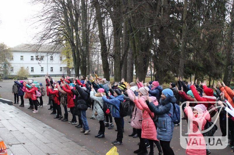 На Чернігівщині пройшло свято ліхтарів