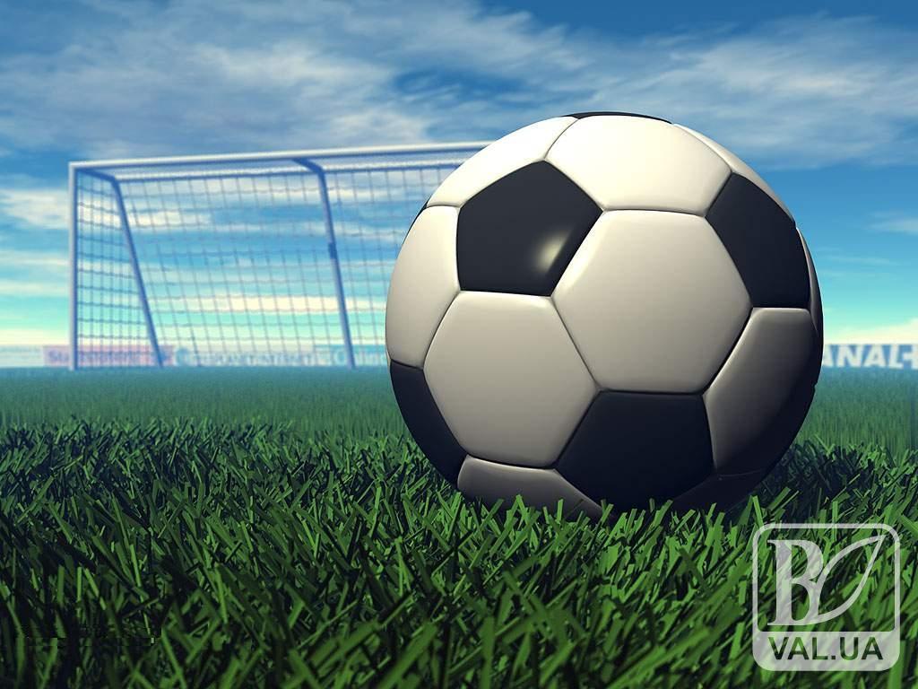Сьогодні у Чернігові поліція та журналісти зіграють у футбол