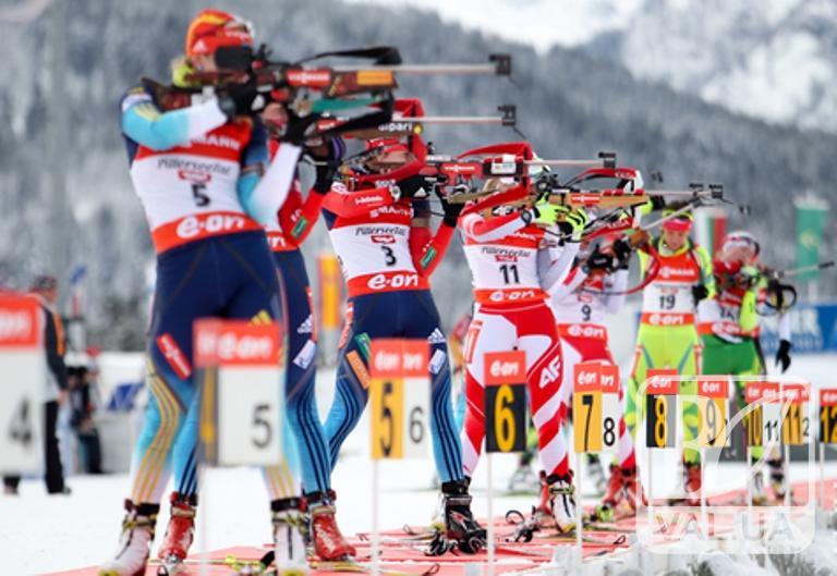 Чернігівські біатлоністи невдало виступили на 1 етапі Кубка IBU