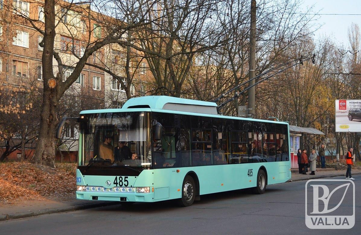 Депутати підтримали отримання кредиту на закупівлю 40 тролейбусів