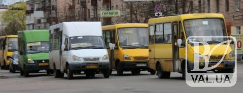 В управлінні транспорту вину за брудні маршрутки поклали на пасажирів