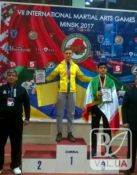 Чернігівські кікбоксери привезли медалі з чемпіонату світу