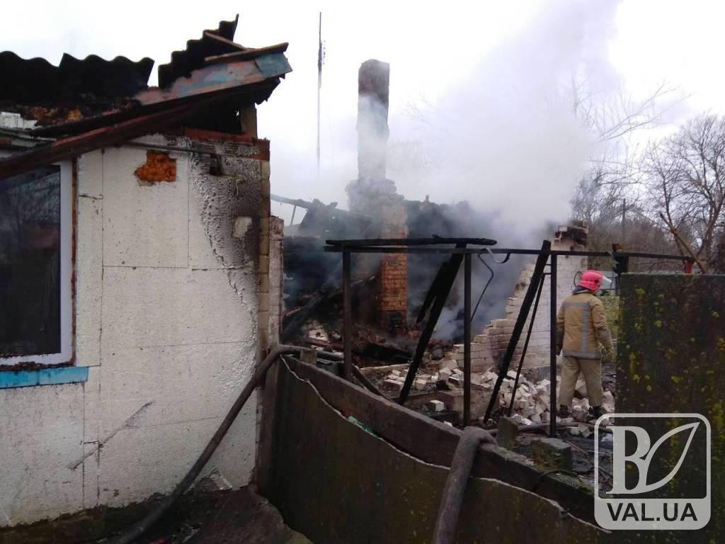 Чернігівщина в огні: протягом вихідних в області ліквідовано 5 пожеж