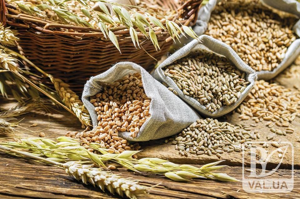 Аграрії Чернігівщини побили минулорічний рекорд по збору зерна
