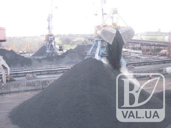 Чернігівців взимку зігріватиме африканське вугілля