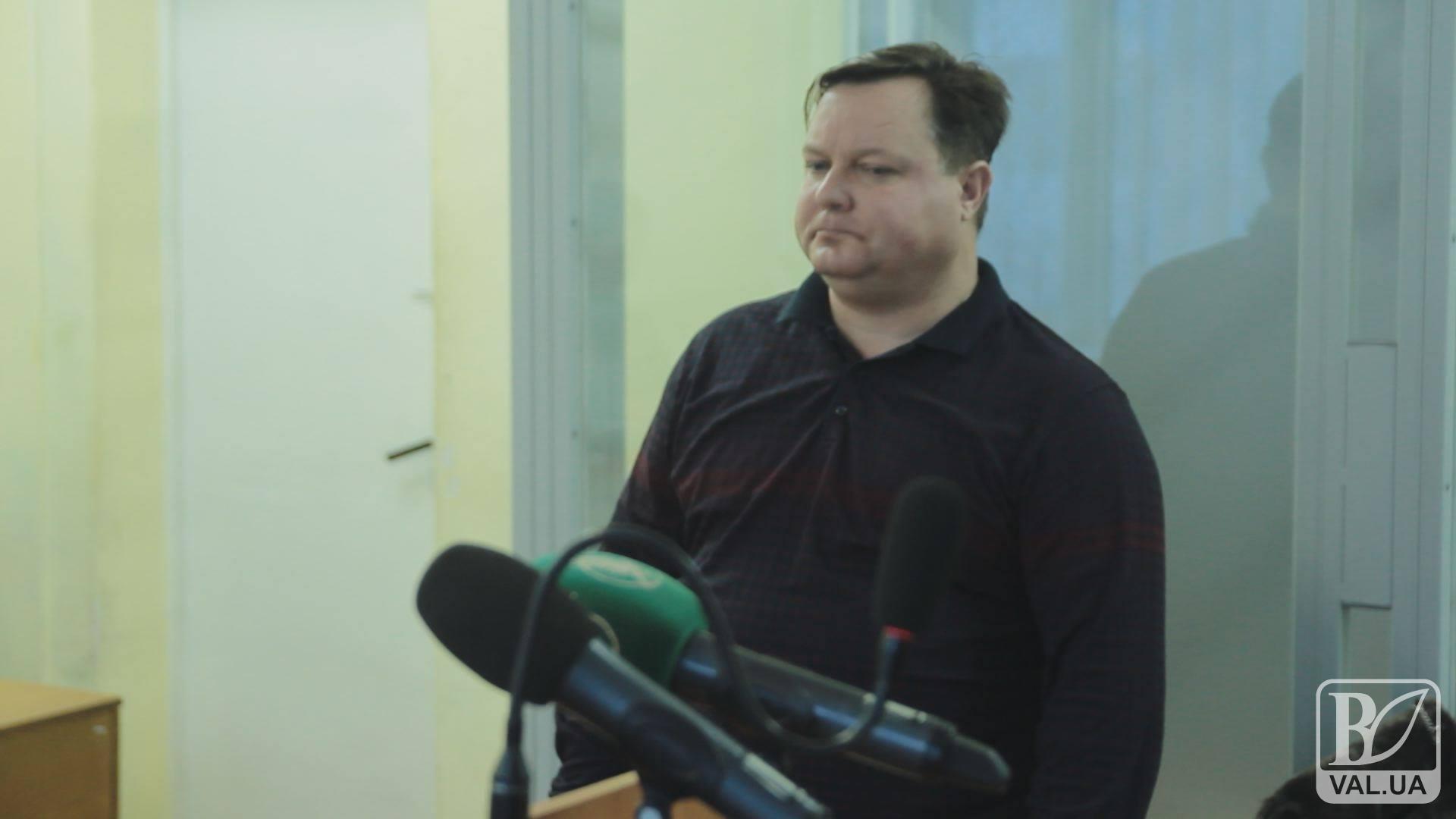Не відчуваю себе винним: суд над колишнім начальником КП «Новозаводське» через обвал гуртожитку у Чернігові. ВІДЕО