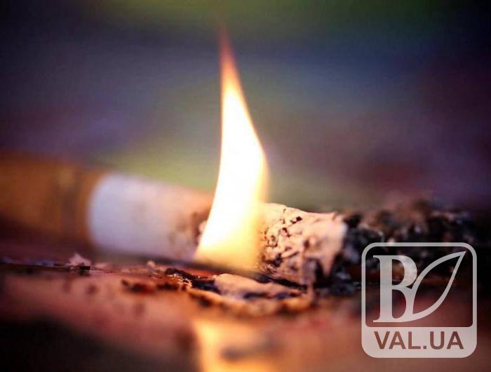 На Черниговщине пожары унесли жизни двух мужчин