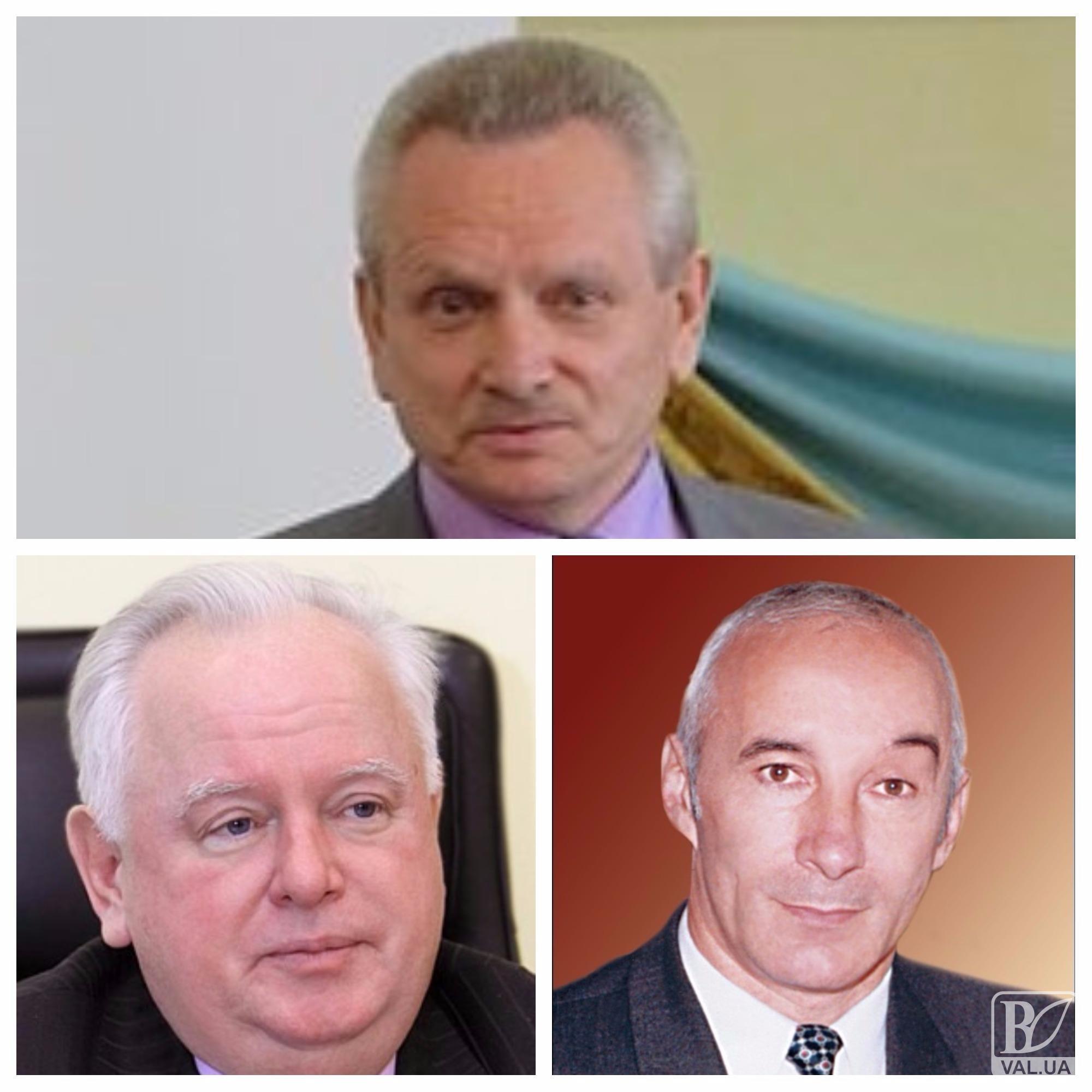 Мельничук, Ткаченко та Іванов – почесні громадяни Чернігівської області