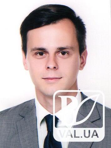 Вадим Соколюк написав заяву про складання повноважень