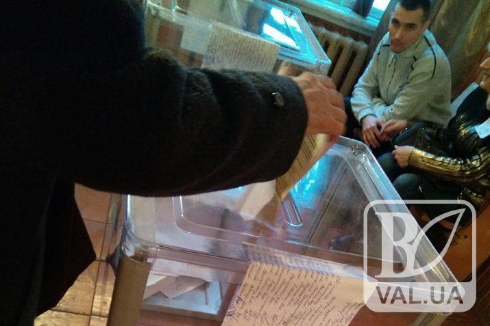 Вибори на Чернігівщині: перші результати. Неофіційні