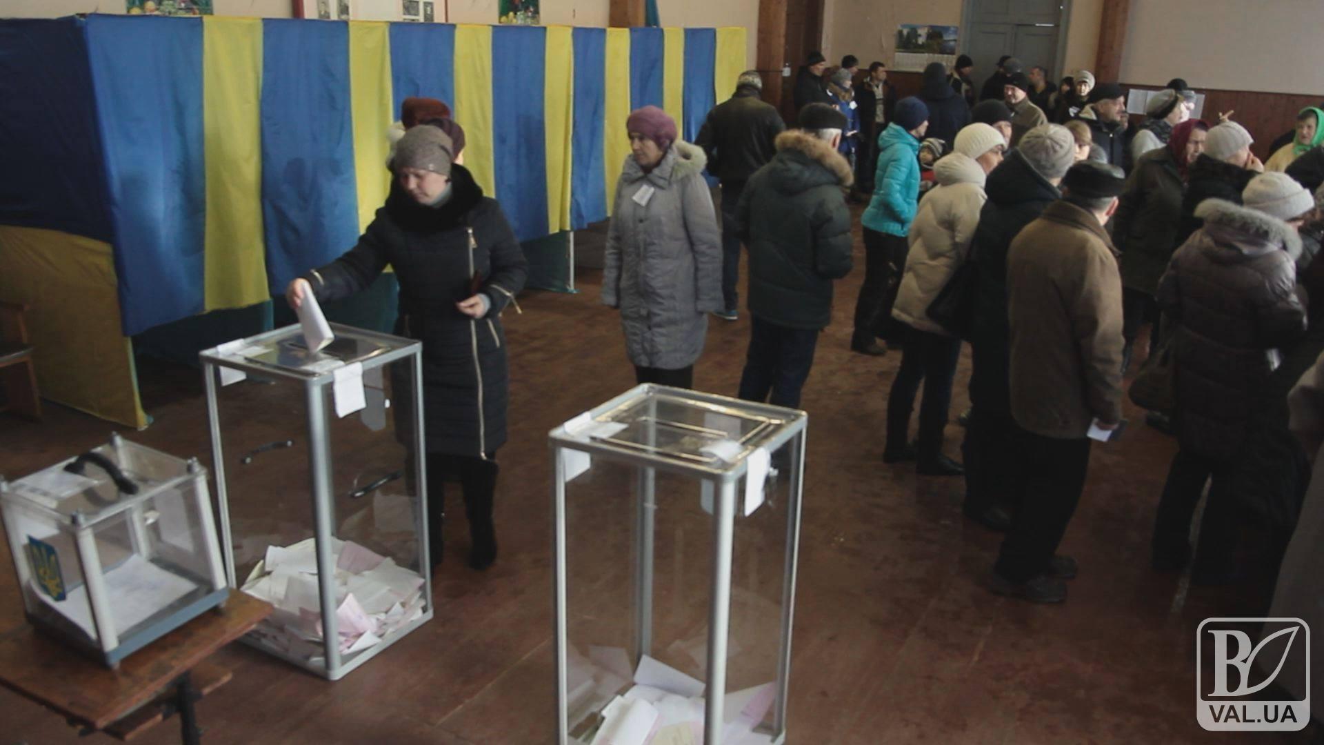 «Бери гроші і голосуй за кого хочеш»: як проходили вибори у Городнянській ОТГ. ВІДЕО